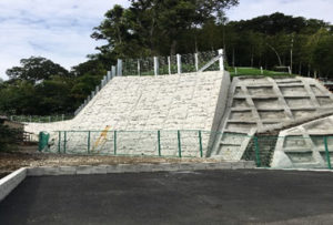日吉特別緑地保全地区基盤整備工事